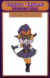 Paige (Marionette Meme) by ArchFlounder