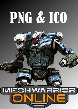 mechwarrior online icon hunchback by godzillagspb on