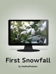 First Snowfall by theRealPadster