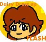 Princess Daisy dress-up game