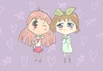 Anime Chibi Girls
