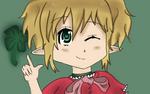 Anime Elf Girl