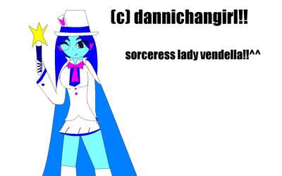 Sorceress Lady Vendella