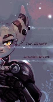 Stellabris Returns promotional poster