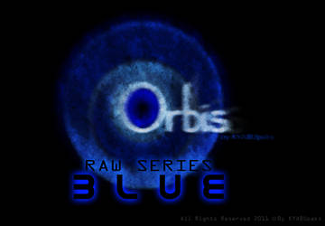 Orbis Raw Series Cursors - Blue by KYABUpaks