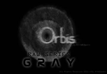 Orbis Raw Series Cursors - Gray by KYABUpaks