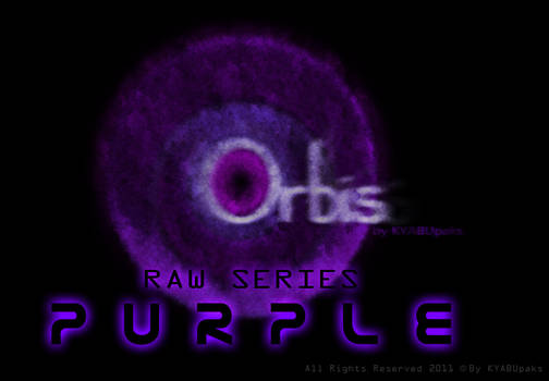 Orbis Raw Series Cursors - Purple