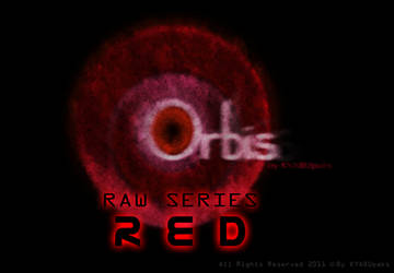 Orbis Raw Series Cursors - Red