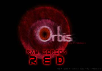 Orbis Raw Series Cursors - Red by KYABUpaks