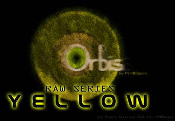 Orbis Raw Series Cursors - Yellow