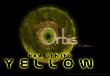 Orbis Raw Series Cursors - Yellow by KYABUpaks