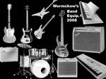 band-equipment-wormchow