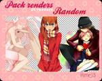 Pack Render Anime Random