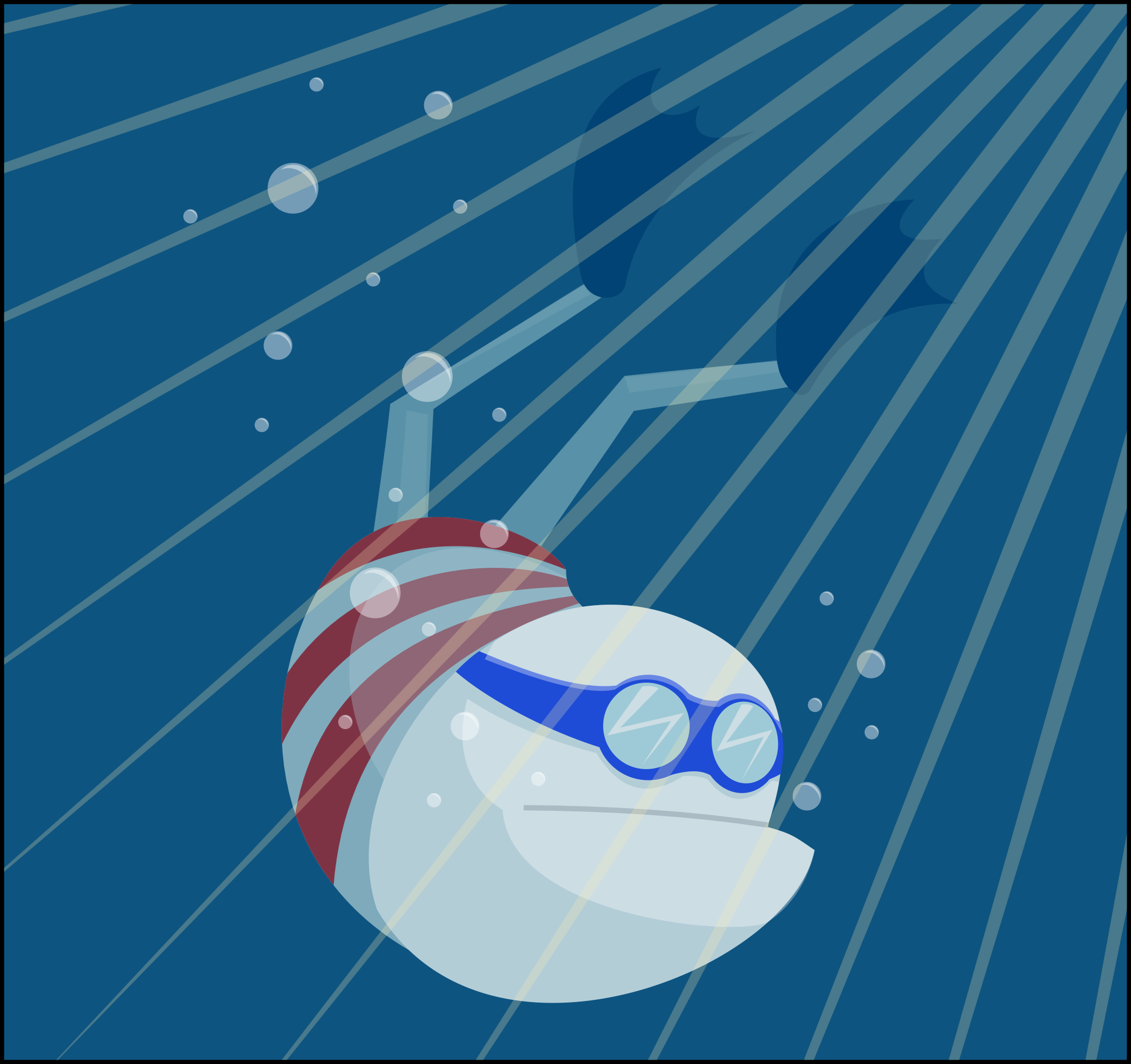 Homestar Runner The Swimmer By Iamthedragon