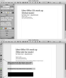 LibreOffice UI Mock-up light 3