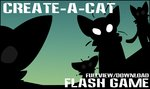CREATE-A-CAT Flash Game by Neikoish