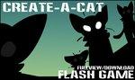 CREATE-A-CAT Flash Game