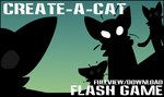 CREATE-A-CAT Flash Game