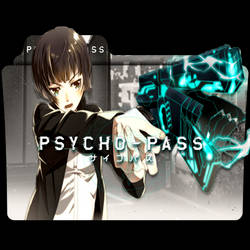 Psycho-Pass Folder-Icon