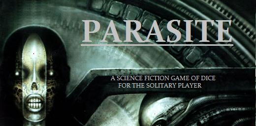 Parasite - the Dice Game by SpecimenA