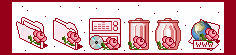 Rose Windows icons by JoMajik