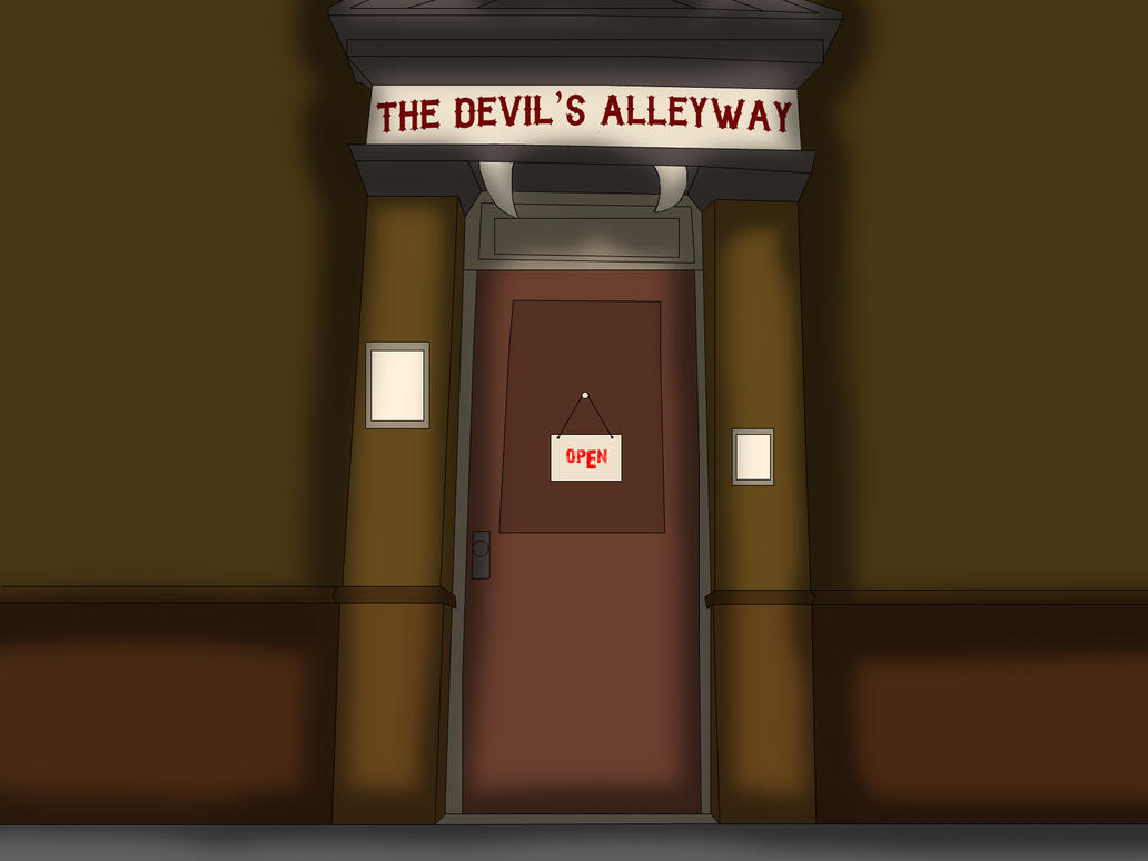 The Devil's Alleyway by MonMonMouse