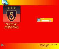 Galatasaray Logon Screen by cyprus13