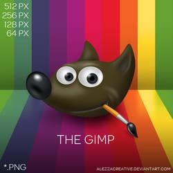 THE GIMP DOCK ICON