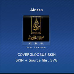Alezza Covergloobus skin by alezzacreative
