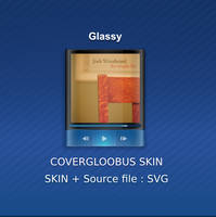 Glassy CoverGloobus skin by alezzacreative