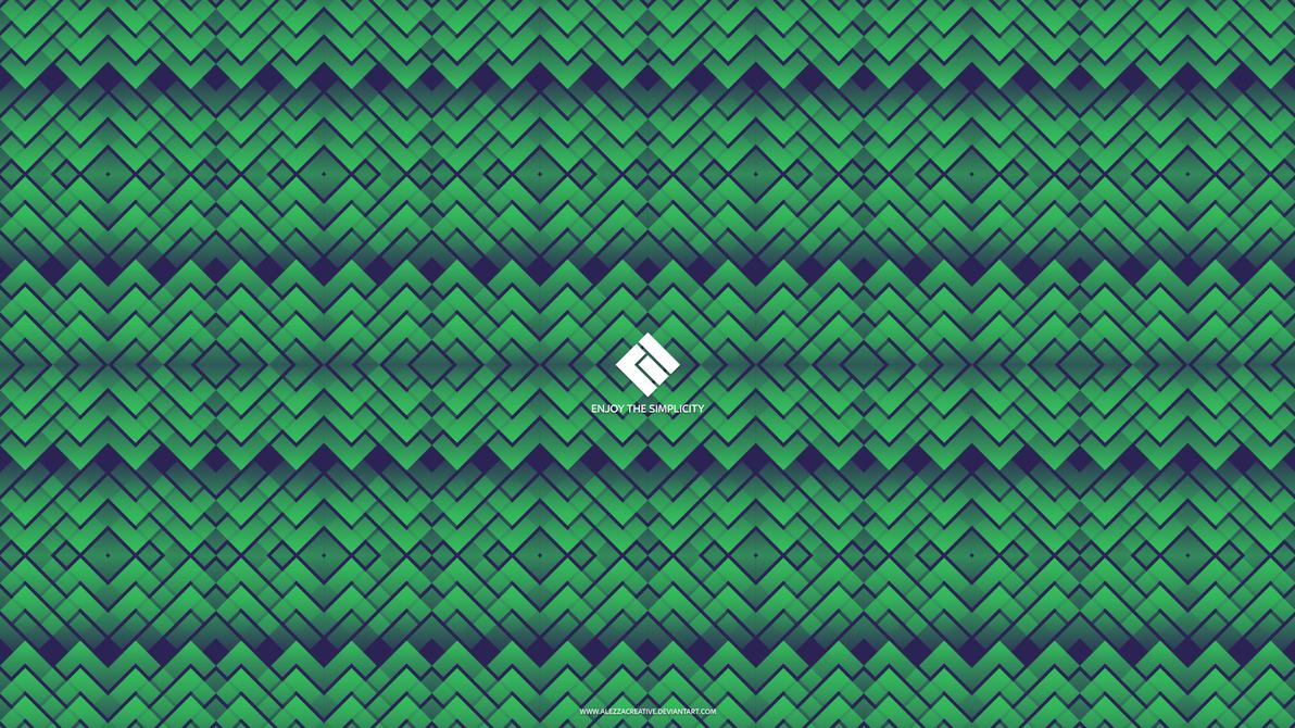 Manjaro-wallpaper by alezzacreative