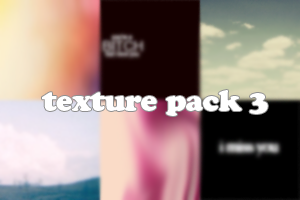 Texture Pack 3 by laurchan