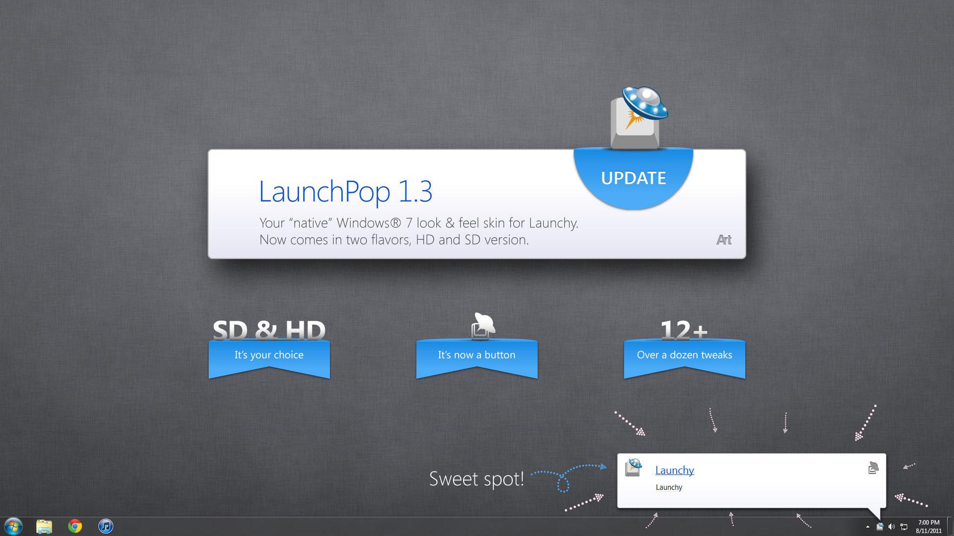 LaunchPop by artblanc on DeviantArt