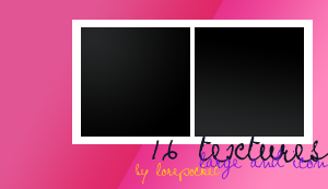 16 black textures by lorepocket