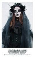 Halloween 2014 SPECIAL Skull Lady Stock 001