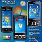 Windows 7 by Udeste