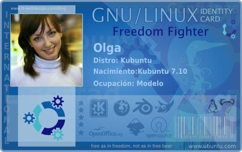 Kubuntu ID