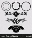 Logo Shapes by anulubi