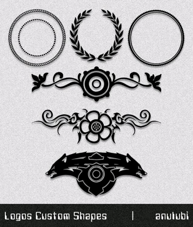Logo Shapes by anulubi by anulubi