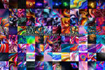 HIGH QUALITY ABSTRACT BACKGROUNDS