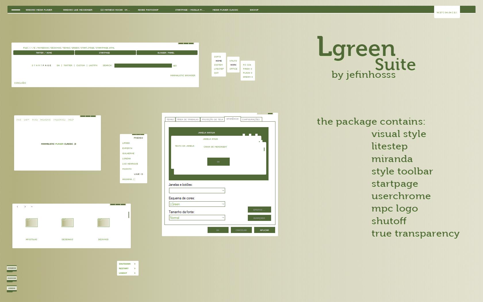 Lgreen Suite by jeff-saiint
