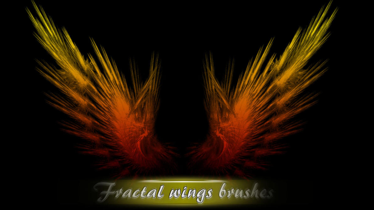 Fractal Wings Effects Brushes