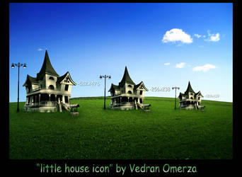 Little house icon by ShangyneX