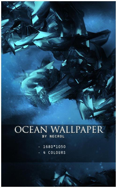 Ocean Wallpaper by Necrol