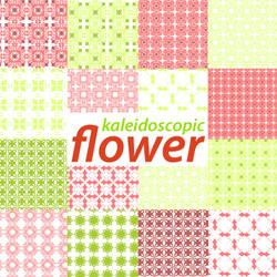 Kflower Illustrator Pattern
