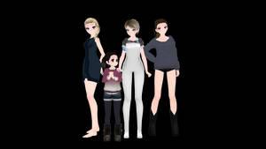 MMD Detroit Become Human Model DL