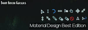 Material Design Best Edition by Dante Berlin