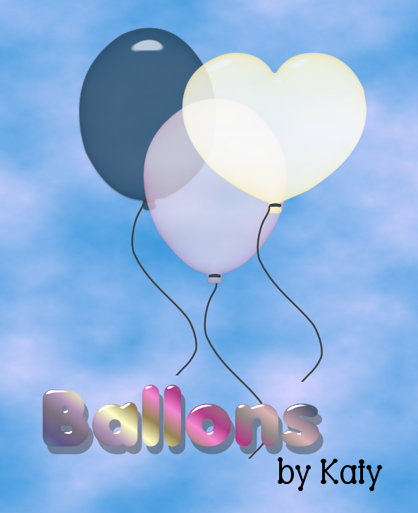 Ballons by Katy