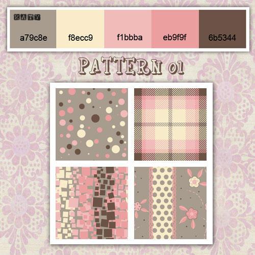 Pattern 01 by Katydeviantart