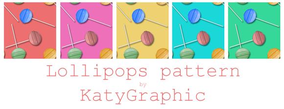 Lollipops pattern